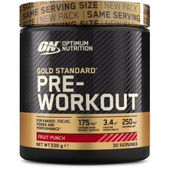 Gold Standard Pre-Work Out (330g)
