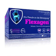 Flexagen - 30x12g - Himbeere