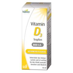 Vitamin D3 Tropfen (10ml)