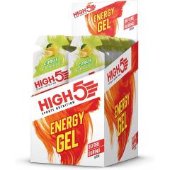 EnergyGel Citrus (20x40g)