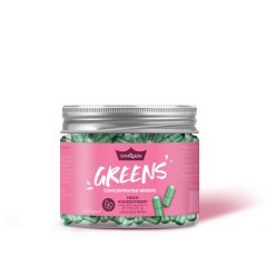 """Concentrated """"Greens"""" (120 Kapseln)"""