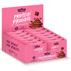Protein Brownie - 12x50g - Double Chocolate