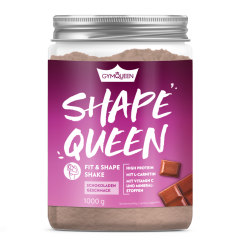 Shape Queen Fit & Shape Shake - 1000g - Schokolade