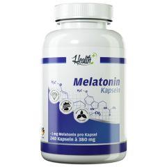 Health+ Melatonin (240 Kapseln)