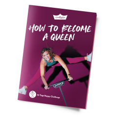 """""""How to become a Queen""""-Bulletjournal"""