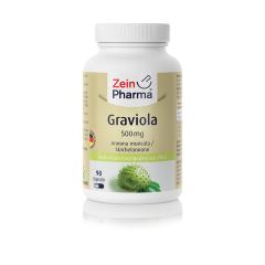 Graviola 500mg (90 capsules)