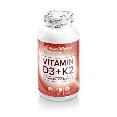Vitamine D3 + K2 (150 Tabletten)