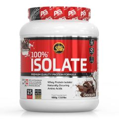 100% Whey Protein Isolate (900g)