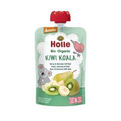 Demeter Kiwi Koala - Pouchy Birne & Banane mit Kiwi, ab dem 8. Monat (100g)