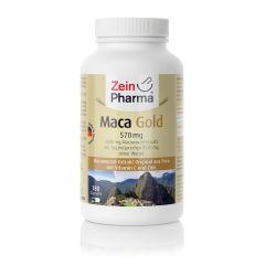 Maca Gold 570mg (180 Kapseln)