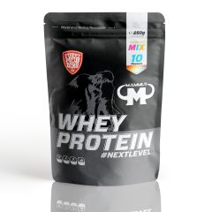 Whey Protein Mixed Beutel - 10 Geschmacksrichtungen (10x25g)