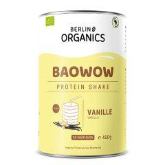 Baowow Vegan Protein Organic Vanilla (400g)