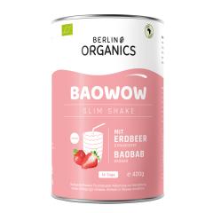 Baowow Bio Slim Erdbeere (420g)