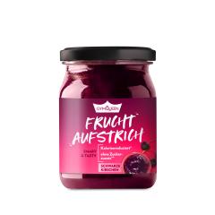 Fruchtaufstrich - 235g - Schwarze Kirsche