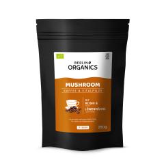 Vitalpilz Kaffee Reishi Bio (250g)