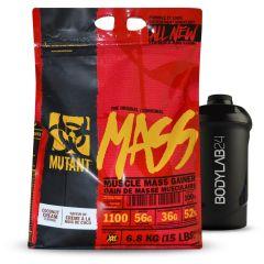 Mutant Mass 6800g + Shaker gratis