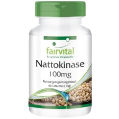 Nattokinase 100mg (90 Tabletten)