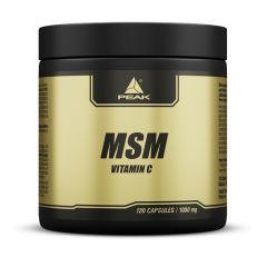 MSM - Vitamin C (120 Kapseln)