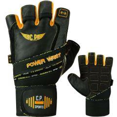 Power Wrist Handschuh Neon-Orange