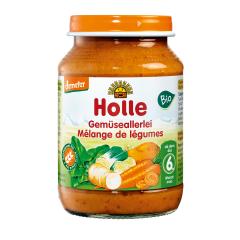 Gemüseallerlei - 190g - Demeter, ab dem 6. Monat
