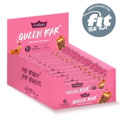 Queen Bar - 12x50g - Salty Peanut