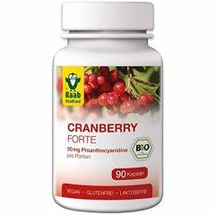 Bio Cranberry Forte (90 Kapseln)
