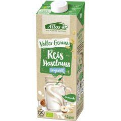 Reis Haselnuss Drink ungesüßt bio (1000ml)