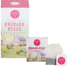 Rhubarb Hygge Bio (20 Beutel)