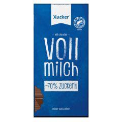 Xylit-Schokolade Vollmilch (80g)