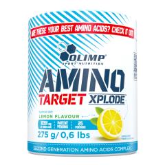 Amino Target XPLODE Lemon (275g)