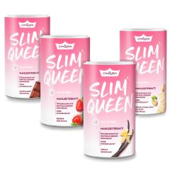 Slim Queen 4er Pack