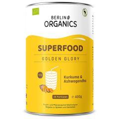 Superfood Mischung Bio Golden Glory (400g)