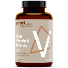 V - Multi Vitamin & Minerals (60 Kapseln)