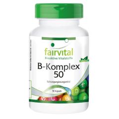 B-Komplex 50 (90 Kapseln)