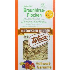 Braunhirse-Flocken bio (250g)