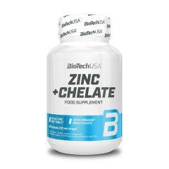 Zinc + Chelate (60 Tabletten)