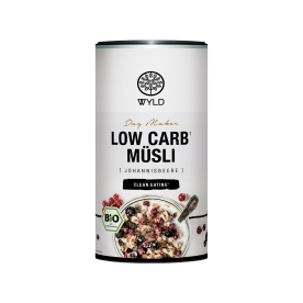 "Bio Low Carb* Müsli Johannisbeere ""Day Maker"" (350g)"