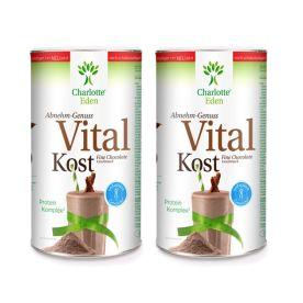 2 x Vitalkost Fine Chocolate (2x490g)