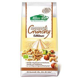 Amaranth Crunchy-Edelnuss bio (400g)