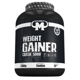 Weight Gainer Crash 5000 (4500g)