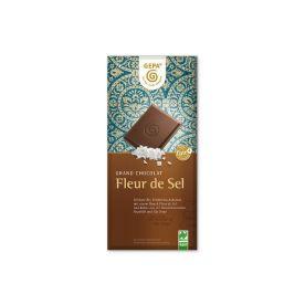 Bio Schokolade Fleur de Sel (100g)
