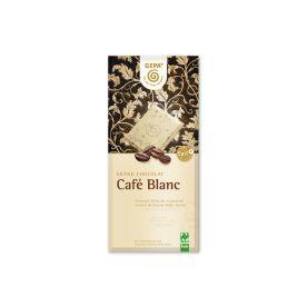Bio Schokolade Café Blanc (100g)