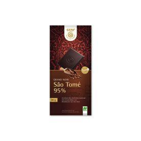 Bio Schokolade Sao Tomé 95% (80g)