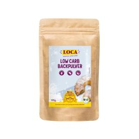 Bio Low Carb Backpulver (120g)