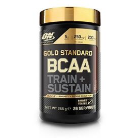 Gold Standard BCAA Train&Sustain (266g)