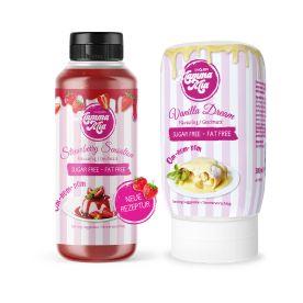 Sweet Mamma Mia Zero Sauce (265/300ml)