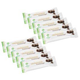 10 x Glücksmoment Proteinriegel Schoko-Brownie (10x45g)