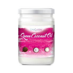 GymQueen Queen Coconut Oil (500ml)