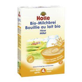 鸿乐有机小米米糊 4个月以上 259克  Bio-Milchbrei Hirse, nach dem 4. Monat (250g)