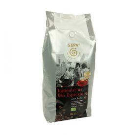 Italienischer Bio Espresso Bohne  (1000g)